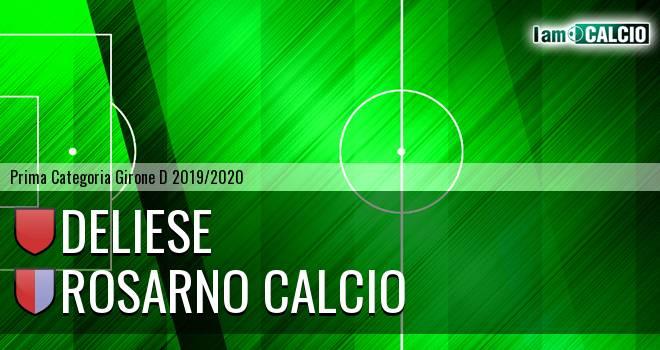 Deliese - Rosarno Calcio