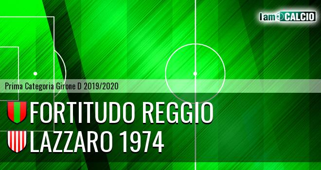 Fortitudo Reggio - Lazzaro 1974