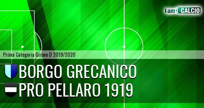 Borgo Grecanico - Pro Pellaro 1919