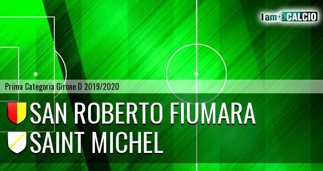 San Roberto Fiumara - Saint Michel