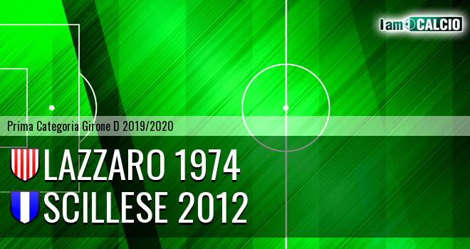Lazzaro 1974 - Scillese 2012