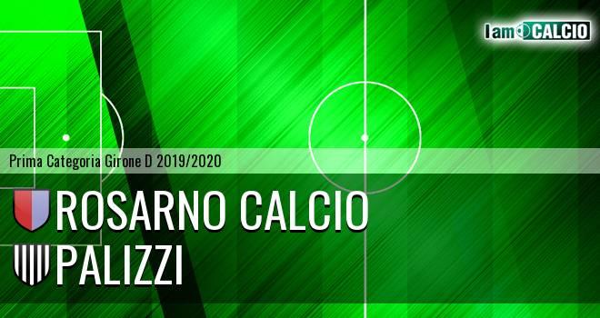 Rosarno Calcio - Palizzi