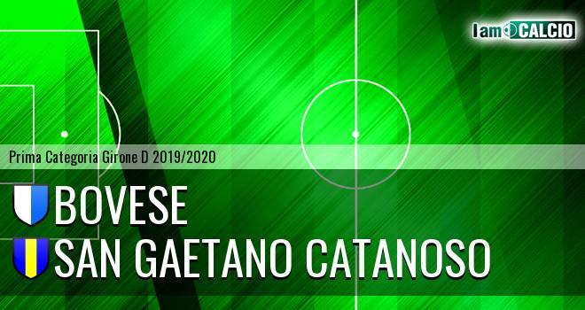 Bovese - San Gaetano Catanoso
