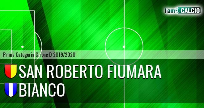 San Roberto Fiumara - Bianco