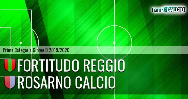 Fortitudo Reggio - Rosarno Calcio