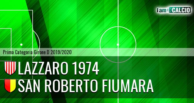 Lazzaro 1974 - San Roberto Fiumara