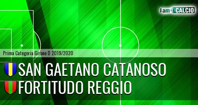 San Gaetano Catanoso - Fortitudo Reggio