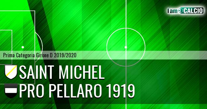 Saint Michel - Pro Pellaro 1919