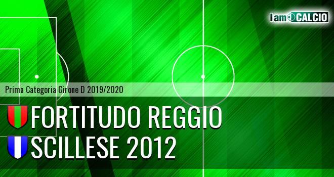 Fortitudo Reggio - Scillese 2012