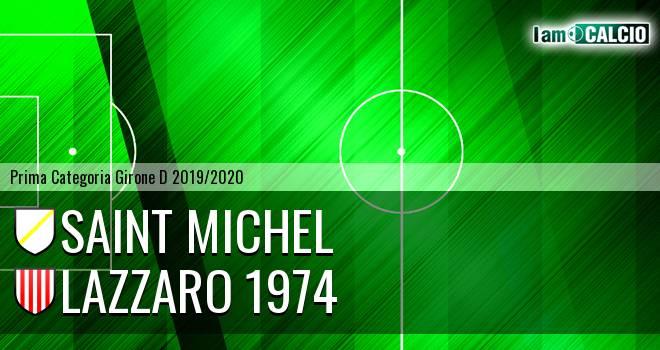 Saint Michel - Lazzaro 1974