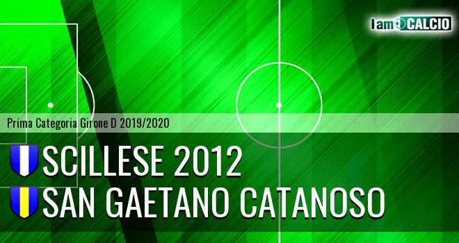 Scillese 2012 - San Gaetano Catanoso