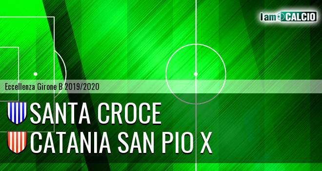 Santa Croce - Catania San Pio X
