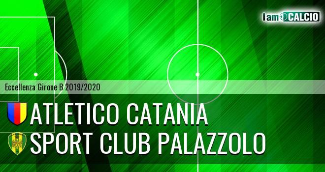 Atletico Catania - Sport Club Palazzolo