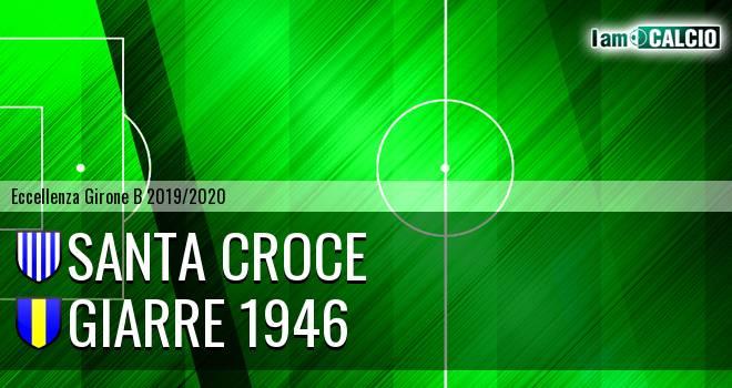 Santa Croce - Giarre 1946