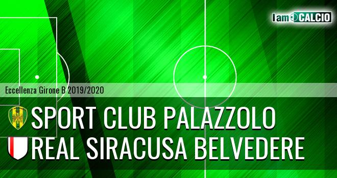 Sport Club Palazzolo - Real Siracusa Belvedere