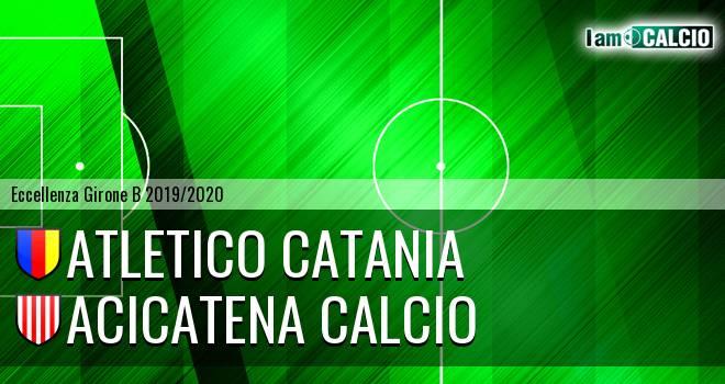 Atletico Catania - Acicatena Calcio
