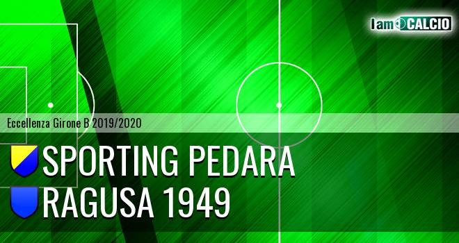 Sporting Pedara - Ragusa 1949