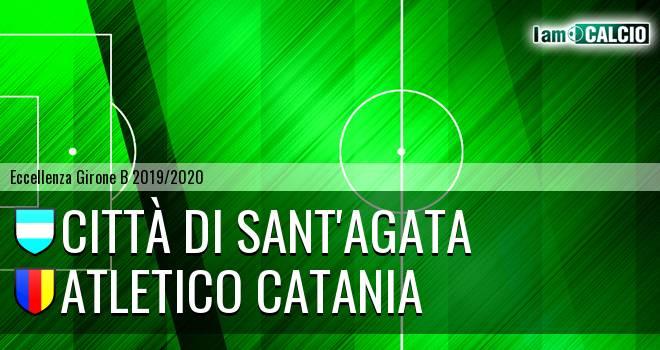 Città di Sant'Agata - Atletico Catania
