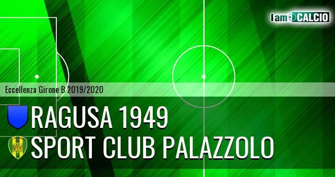 Ragusa 1949 - Sport Club Palazzolo