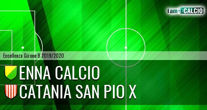 Enna Calcio - Catania San Pio X