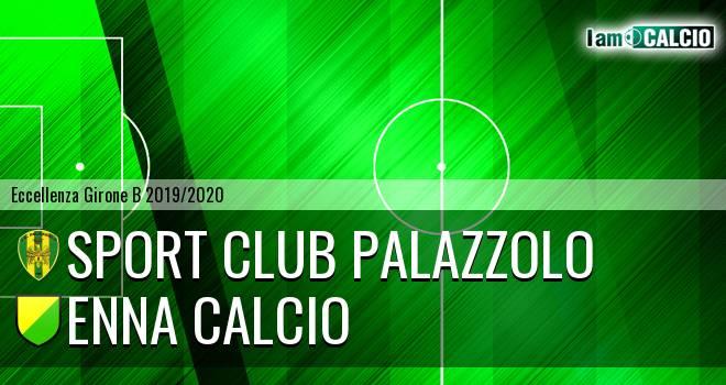 Sport Club Palazzolo - Enna Calcio