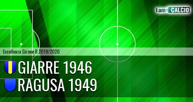 Giarre 1946 - Ragusa 1949