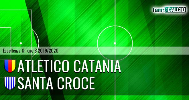 Atletico Catania - Santa Croce