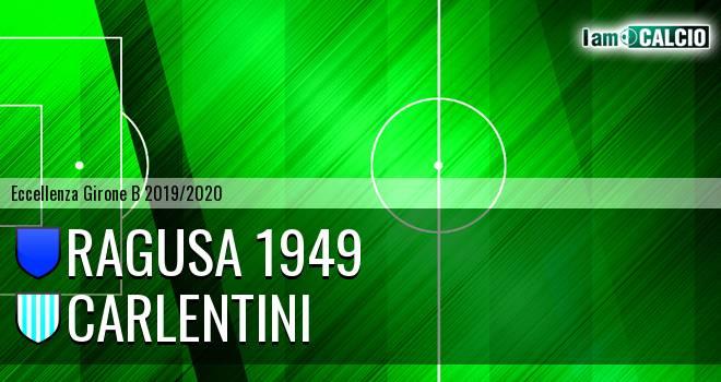 Ragusa 1949 - Carlentini