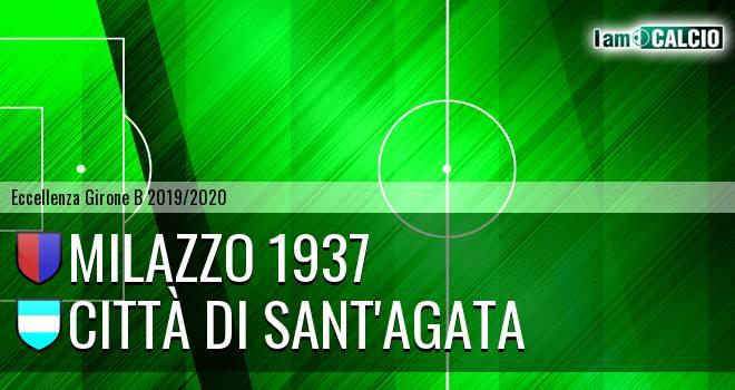 Milazzo 1937 - Città di Sant'Agata