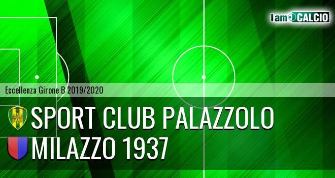 Sport Club Palazzolo - Milazzo 1937