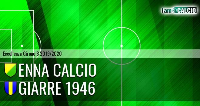 Enna Calcio - Giarre 1946