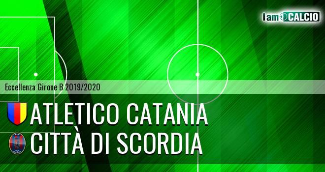 Atletico Catania - Città di Scordia
