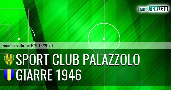 Sport Club Palazzolo - Giarre 1946