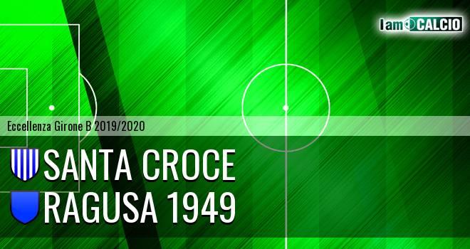 Santa Croce - Ragusa 1949