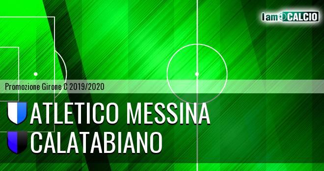 Atletico Messina - Calatabiano