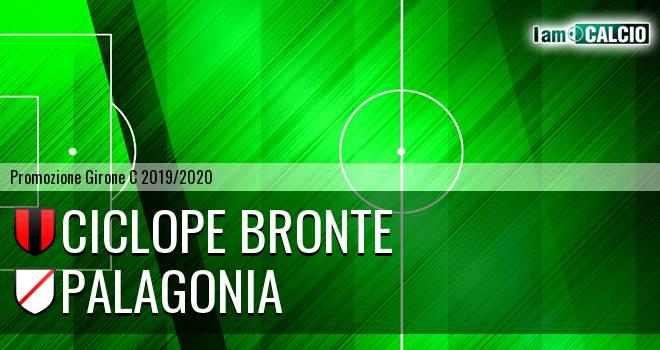 Ciclope Bronte - Palagonia
