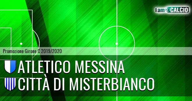 Atletico Messina - Città di Misterbianco