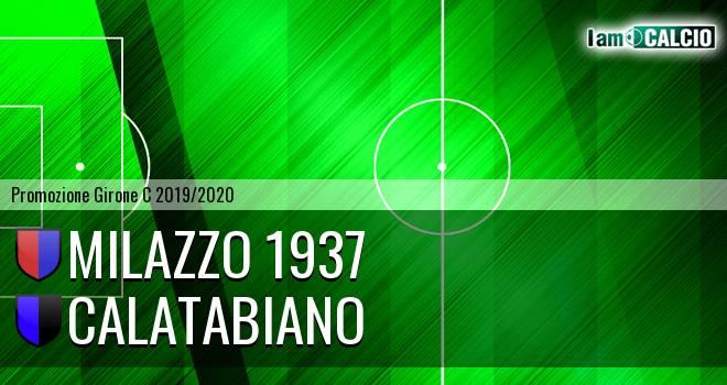Milazzo 1937 - Calatabiano