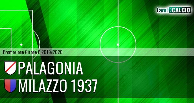 Palagonia - Milazzo 1937
