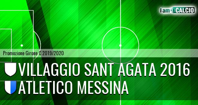 Villaggio Sant Agata 2016 - Atletico Messina