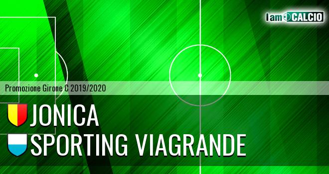 Jonica - Sporting Viagrande