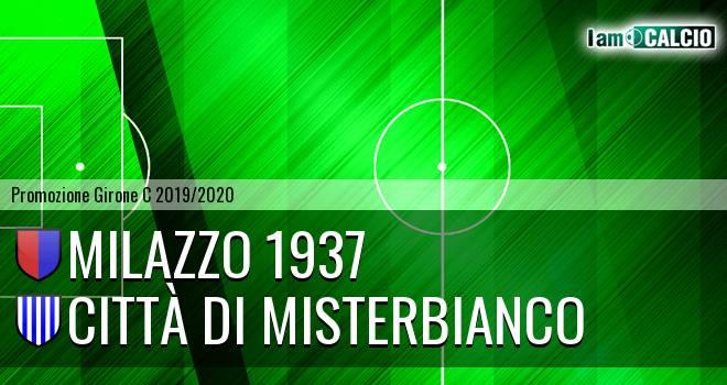 Milazzo 1937 - Città di Misterbianco