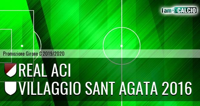 Real Aci - Villaggio Sant Agata 2016