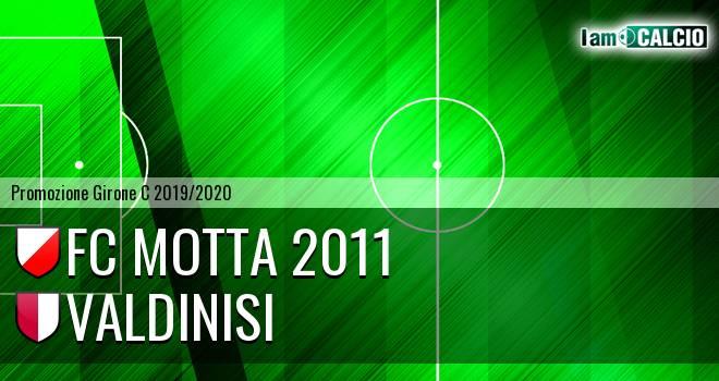 FC Motta 2011 - Valdinisi