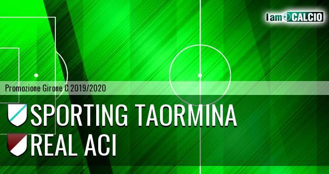 Sporting Taormina - Real Aci