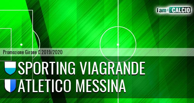 Sporting Viagrande - Atletico Messina