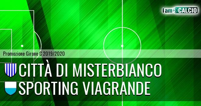 Città di Misterbianco - Sporting Viagrande