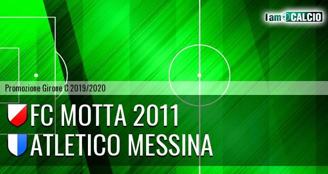 FC Motta 2011 - Atletico Messina