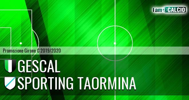 Gescal - Sporting Taormina