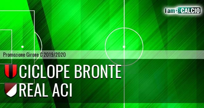 Ciclope Bronte - Real Aci